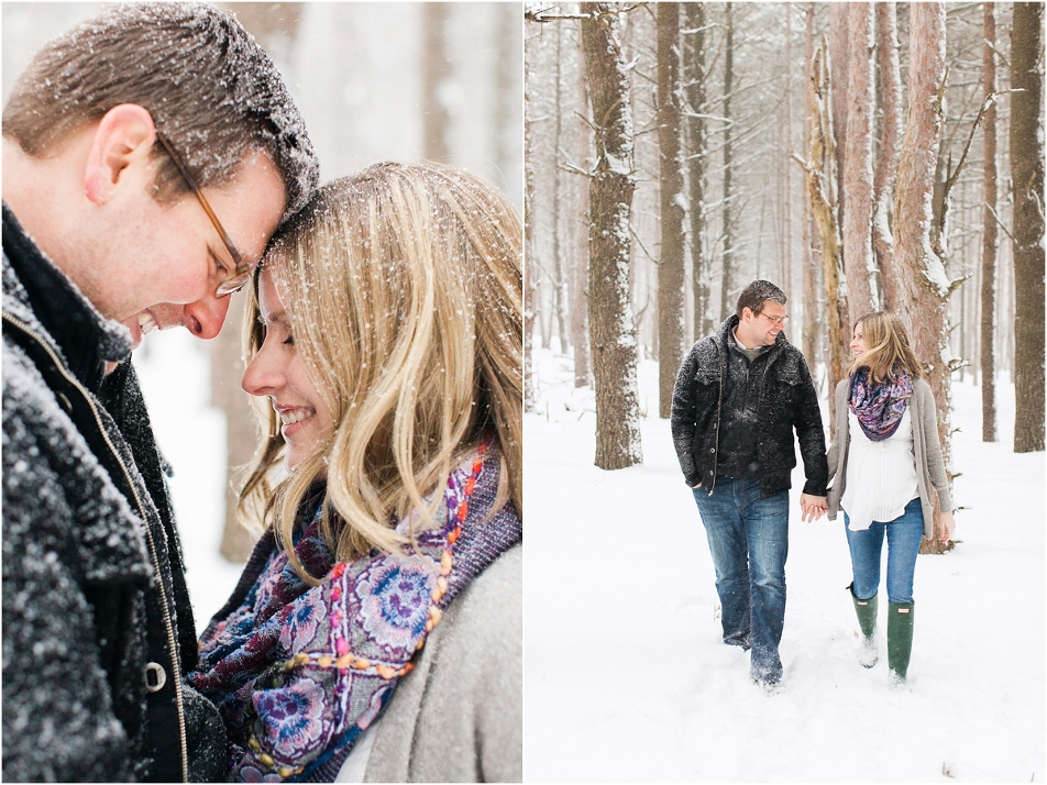 Josh & Marci Winter Maternity by Tifani Lyn Photography_0001