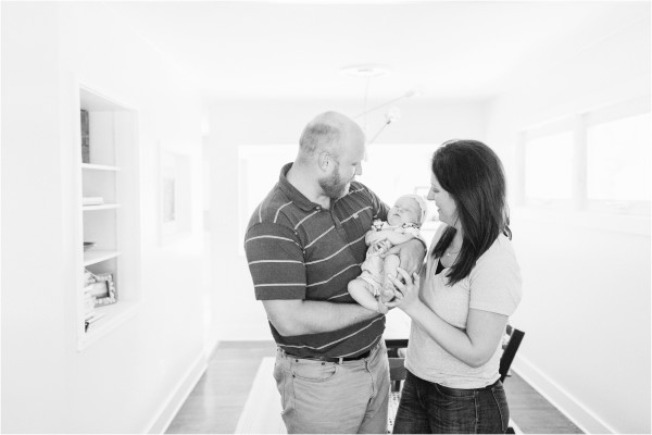 Lifestyle Family Photographer Huber 2 months by Tifani Lyn Photography_0011