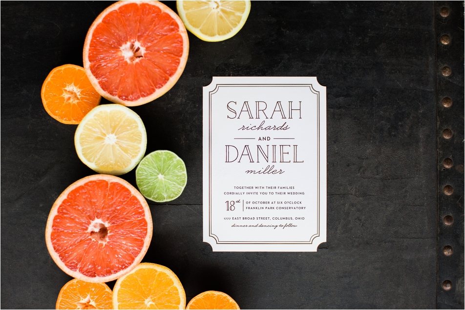basic invite wedding invitation suit by tifani lyn photography_0003