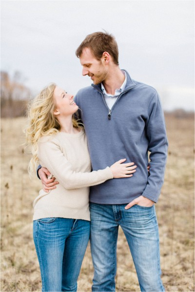 Sarah & Jeremy Grand Rapids Engagement Wedding Photos by Tifani Lyn Photography_0006