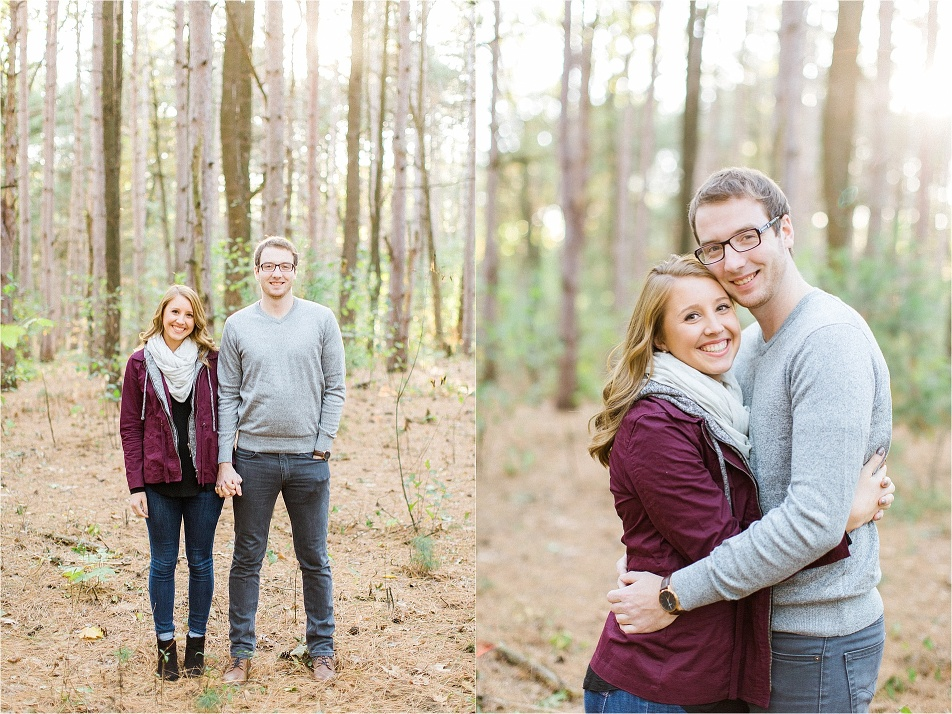 Megan & Conner The Goei Center Wedding Grand Rapids Engagement Session Grand rapids wedding photographer tifani lyn_0001