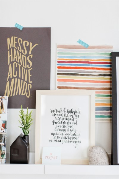 Emilie Brand Stories LIEF design home office studio tour by tifani lyn_0023