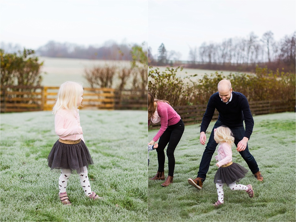 A day in the life with a sweet family in sweden by destination photographer tifani lyn.