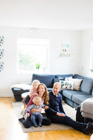 A day in the life with the Rantzos family in sweden by destination photographer tifani lyn.